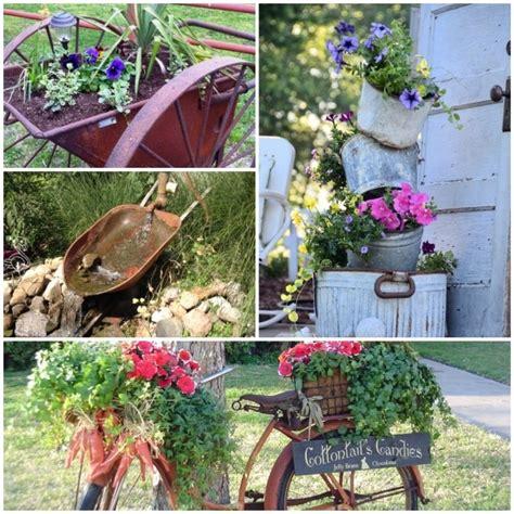 Zuckerstangen Gartendeko by Rost Deko Garten Garten Mode Die Wundersch 246 N Und