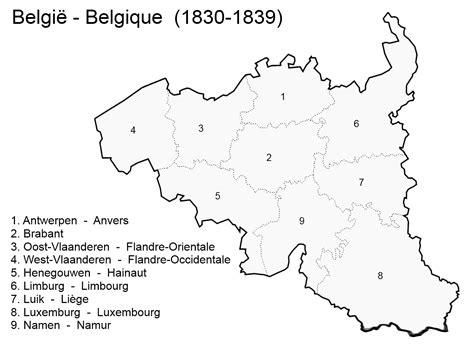Kleurplaat Nederland Provincies by File Belgi 235 Belgique 1830 1839 Png Wikimedia Commons