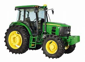 John Deere 6110d Tractor Maintenance Guide  U0026 Parts List