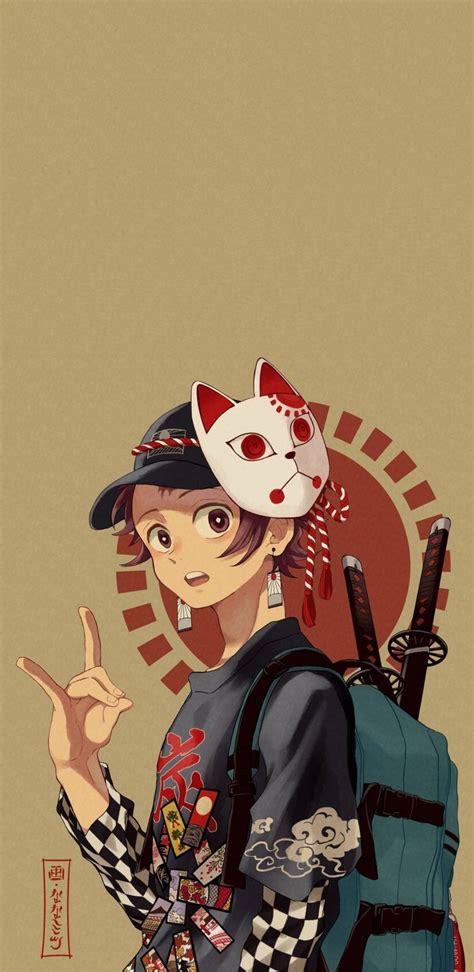 aesthetic anime wallpapers iphone slayer