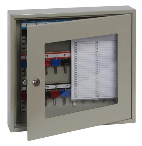 Clear View Key Cabinet Kc0401k  Phoenix Safe Company Limited