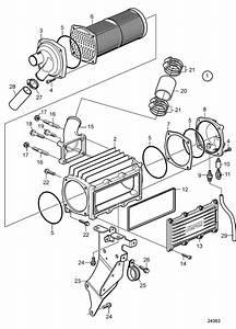 Volvo Penta Cooling System Diagram