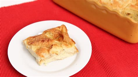 What should i make next?? Croissant Bread Pudding Recipe - Laura Vitale - Laura in the Kitchen Epi...   Bread pudding with ...