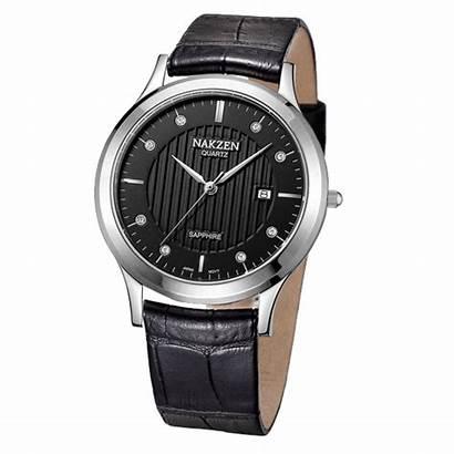 Watches Super 3atm Slim Leather Minimalism Elegance
