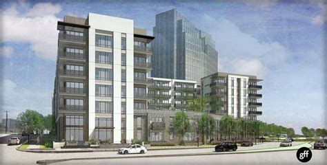 Efficiency Apartment Fort Worth by Alliance Residential Will Build 345 Apartments And Nine