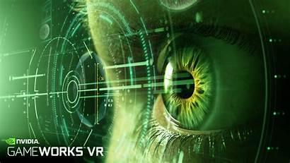 Vr Nvidia Gaming Pc Gameworks Virtual Reality