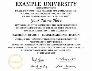blog the last alliance With fake college degree template