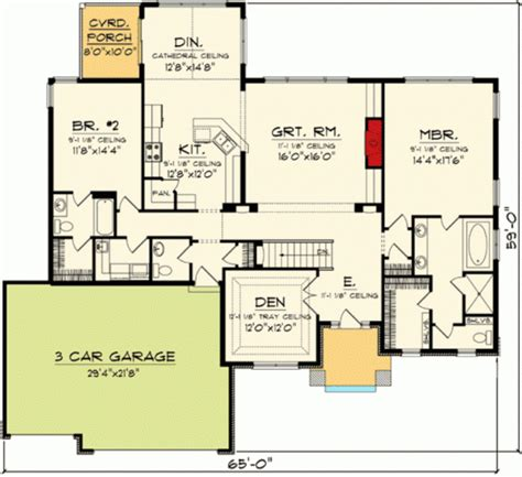 inspiring one story house plans photo enamoring open concept house plans speedchicblog
