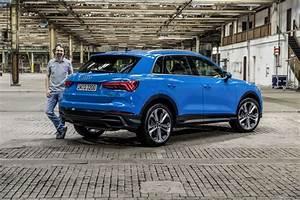 Nouveau Q3 Audi : audi q3 2018 le nouveau suv audi en images photo 17 l 39 argus ~ Medecine-chirurgie-esthetiques.com Avis de Voitures