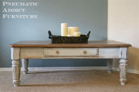home coming guest post particle board table diy