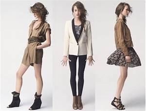 Style Vestimentaire Femme : style vestimentaire am ricain fille ~ Dallasstarsshop.com Idées de Décoration