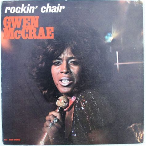 gwen mccrae rockin chair original version k 246 pa eller s 228 lja vinylskivor