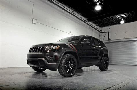 jeep grand cherokee blackout jeep grand cherokee от d2autosport автомобили и тюнинг