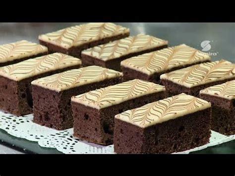 hervé cuisine cake chocolat samira tv قطع حلوى بالشوكولا 2 بن بريم سميحة