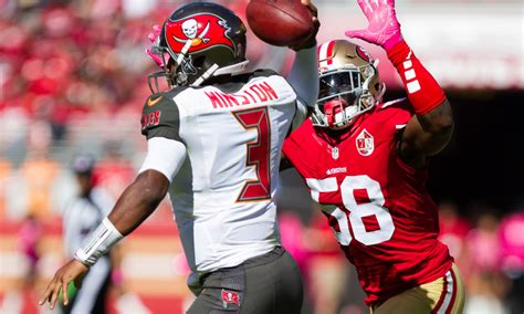 assistir san francisco ers  tampa bay buccaneers ao