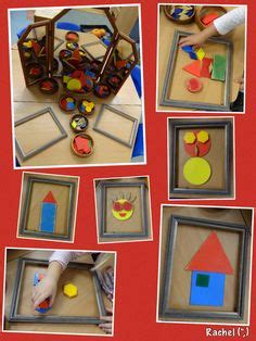 early years shape space measure activities