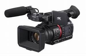Panasonic Introduces AG-CX350 4K Camcorder with 4K 10-bit ...  Panasonic
