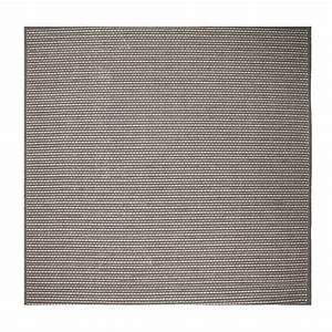 grand tapis taupe pas cher carre 200x200cm With tapis 200x200 pas cher