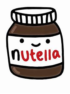 """Nutella Cute"" Stickers by RekiP Redbubble"