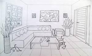 Desain Interior Rumah Type 36 Desain Interior Perspektif 1 Titik