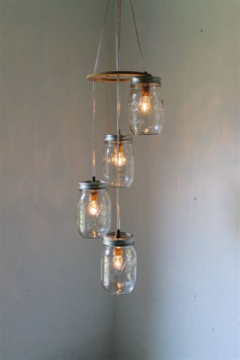 decor monday jar chandelier style scoop south