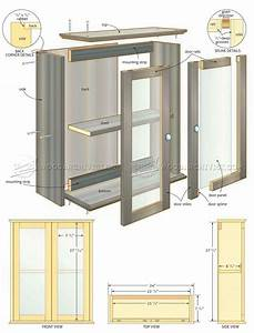 2413 bathroom wall cabinet plans 1799
