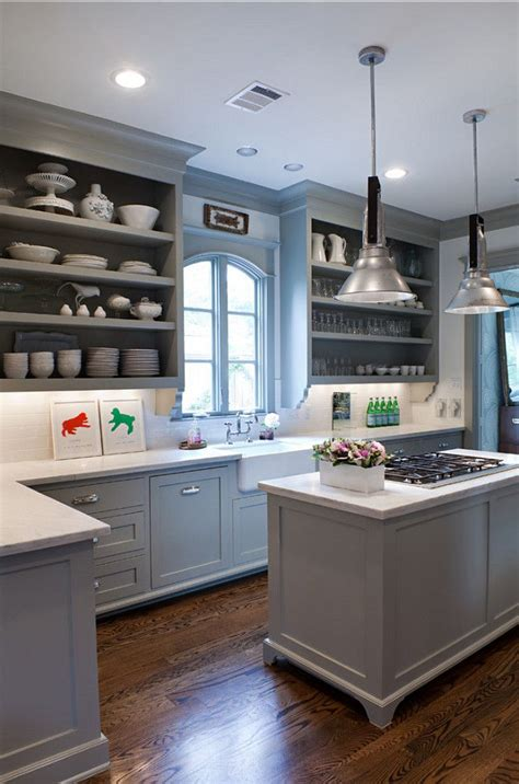 17 best ideas about gray kitchen cabinets on