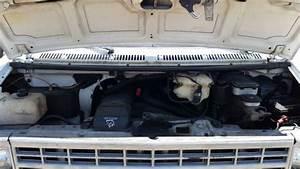 Chevrolet G20 Van Van 1993 White For Sale