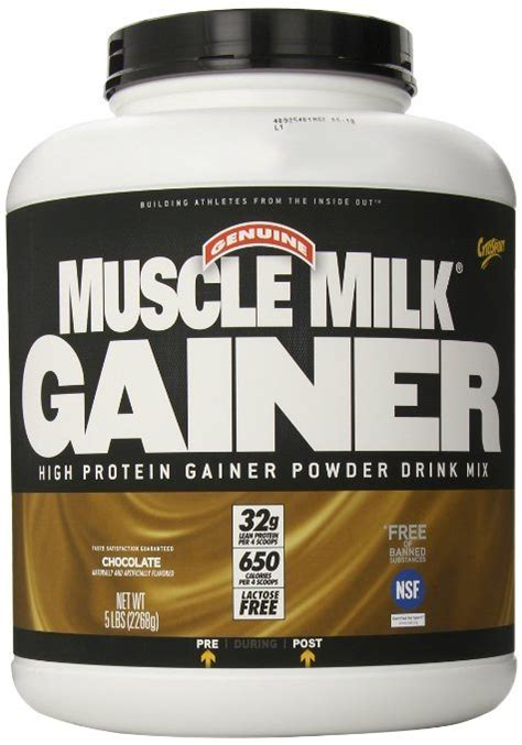 Best Gainer Supplement 7 Best Weight Gainers For Guys In 2018 From
