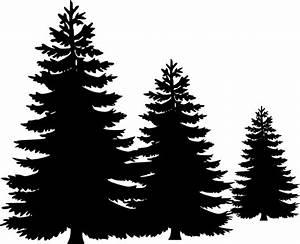 Free Cedar Tree Silhouette, Download Free Clip Art, Free ...