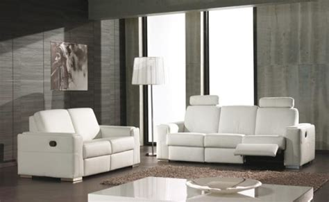 canape cuir blanc design gallery of canap duangle napoli with canape cuir blanc design