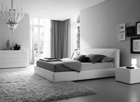 chambre en gris et blanc chambre grise et blanche 19 idées et modernes pour se