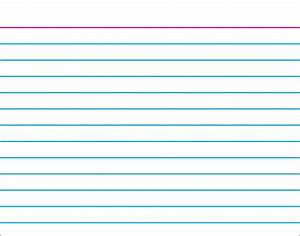 wipe off chart index card 22 x 28 t 1096 With 5 by 8 index card template