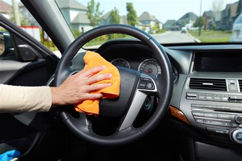 what to use to clean car interior tips tricks for cleaning your vehicle s interior