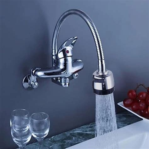 robinet de cuisine mural robinet de cuisine mural avec bec verseur