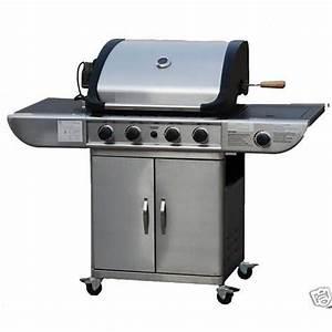 Barbecue A Gaz Pas Cher : barbecue royal gaz inox avec plancha et grill pas cher ~ Dailycaller-alerts.com Idées de Décoration