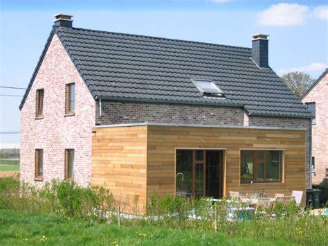 annexe en bois 27m2 architecture bois