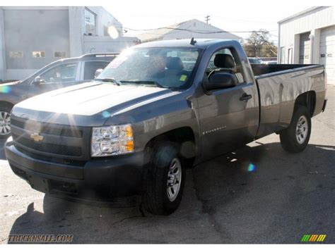 chevrolet silverado  work truck regular cab