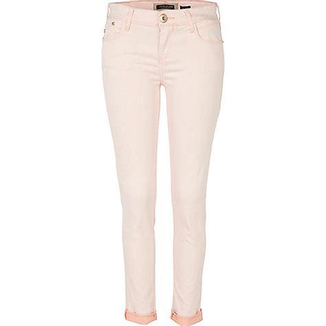 light pink skinny jeans light pink super skinny jeans jeans sale women