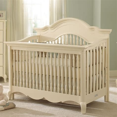 suite bebe julia lifetime    crib white linen