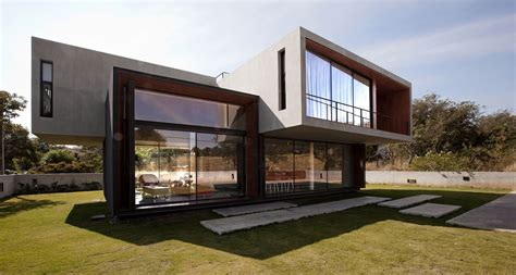 Home Design Ideas Contemporary by Contemporary W House Designed By Idin Architects
