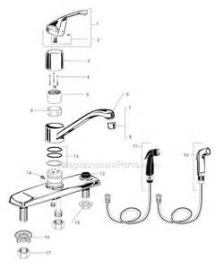 american standard kitchen faucet parts 28 american standard kitchen faucet replacement parts order replacement parts for
