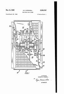 Patent Us3284797 - Two-tone Door Chime