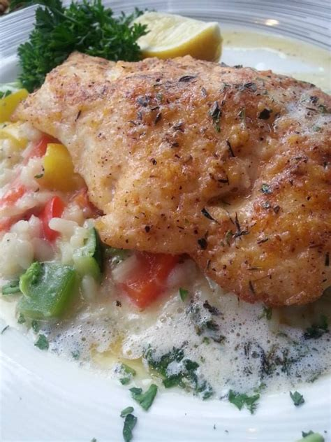 risotto grouper bob bronzed beachcomber bianco recipes