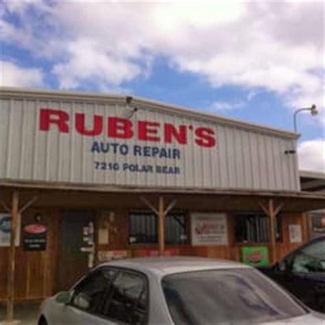 rubens auto repair auto repair  polar bear san