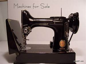 Singer Featherweight 221-1 Serial Numbers