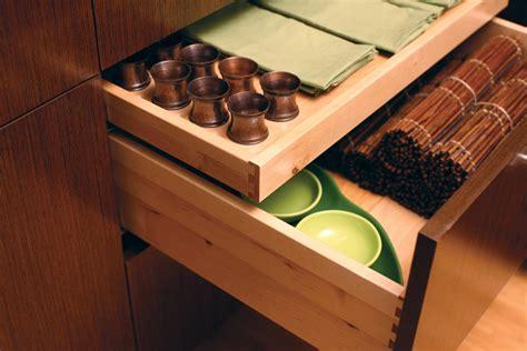 Kitchen Pan Storage Ideas - cardinal kitchens baths storage solutions 101 roll out storage