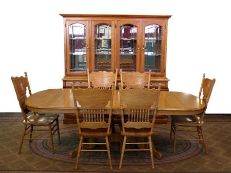 oak dining room sets fresh home design ideas thraam