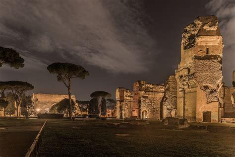 Terme Di Caracalla Ingresso by Domenica 5 Novembre 2017 Una Giornata Nell Antica Roma