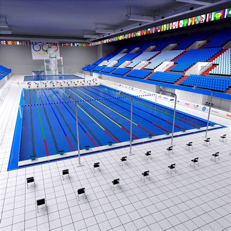 diving swimming olympic pools  max